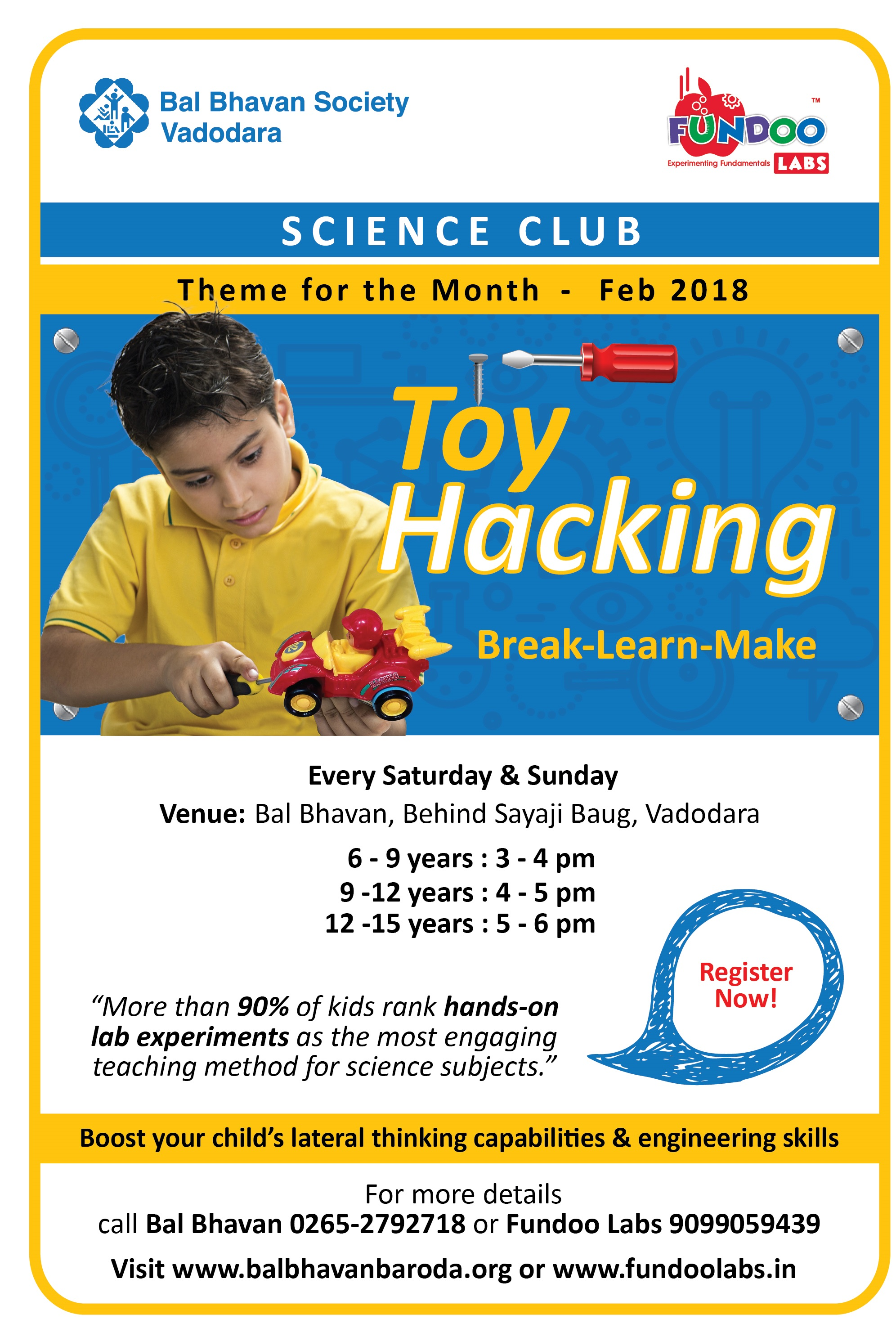 Science Club-ad.Feb18
