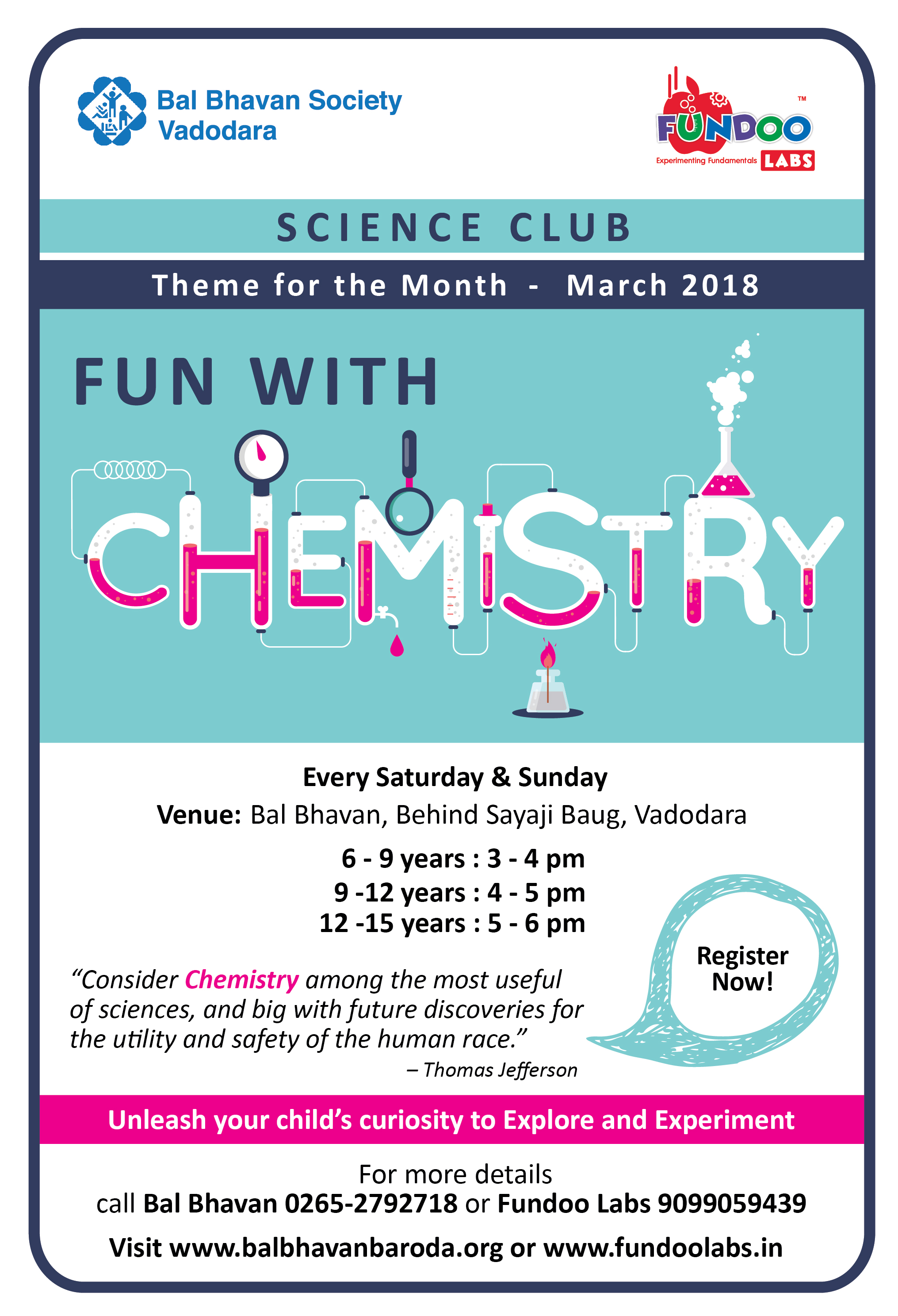 Science Club-March18