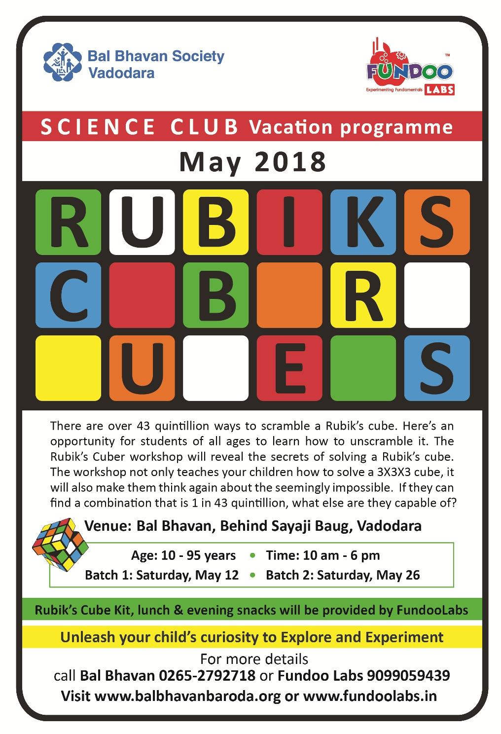 Science Club-stem Adventures