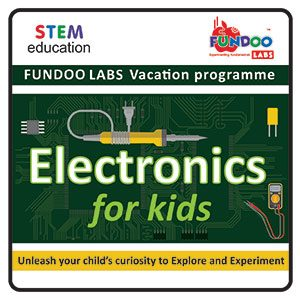 Electronics For Kids (@Balbhavan, Karelibaug) May 2018