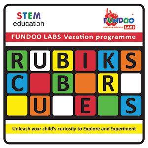 Rubik's Cubers (@Balbhavan, Karelibaug) May 2018