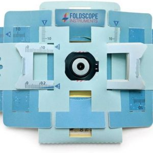 Foldscope Individual Kit (Paper DIY Microscope)