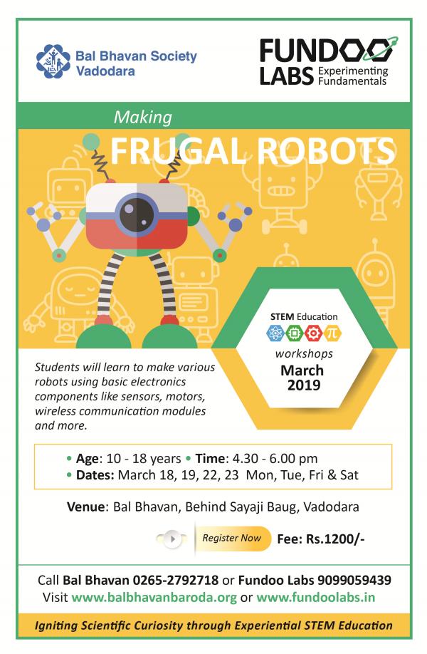 Frugal Robotics
