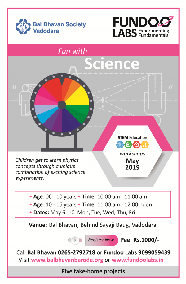 Fun Science May