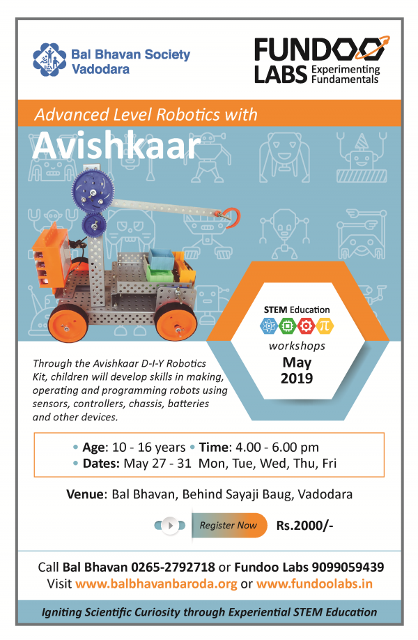 Robotics Avishkar Advanced