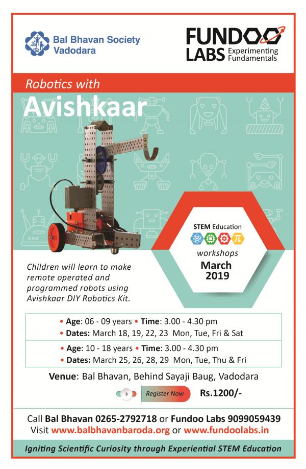 Robotics Avishkar1