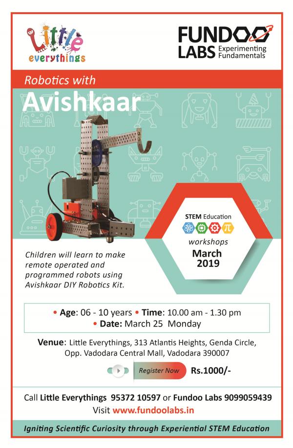 Robotics Avishkar1 LE