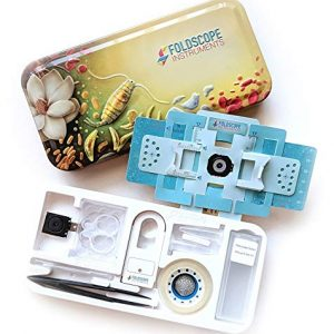 Foldscope –  Delux Individual Kit (DIK)