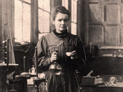 Marie Curie – The First Woman To Win A Noble Prize