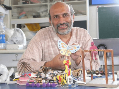 Trash Into Toys Of Learning | Padma Shri Arvind Gupta
