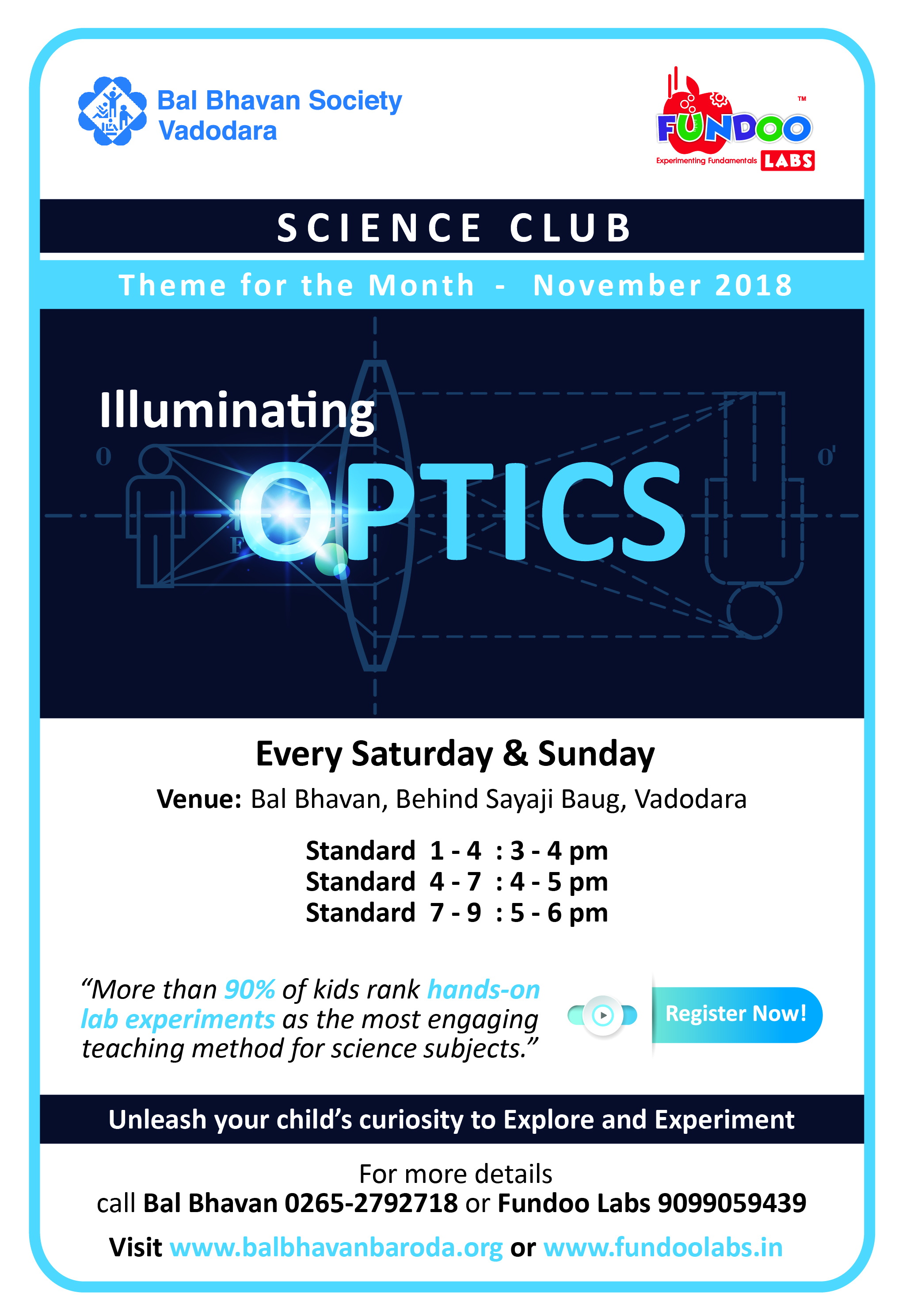 Science Club Ad-Aug18
