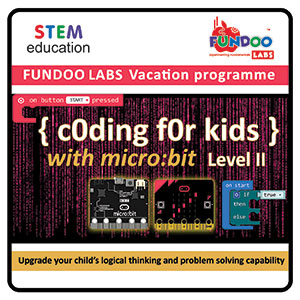 Coding For Kids Level 2 (@Balbhavan, Karelibaug) May 2018