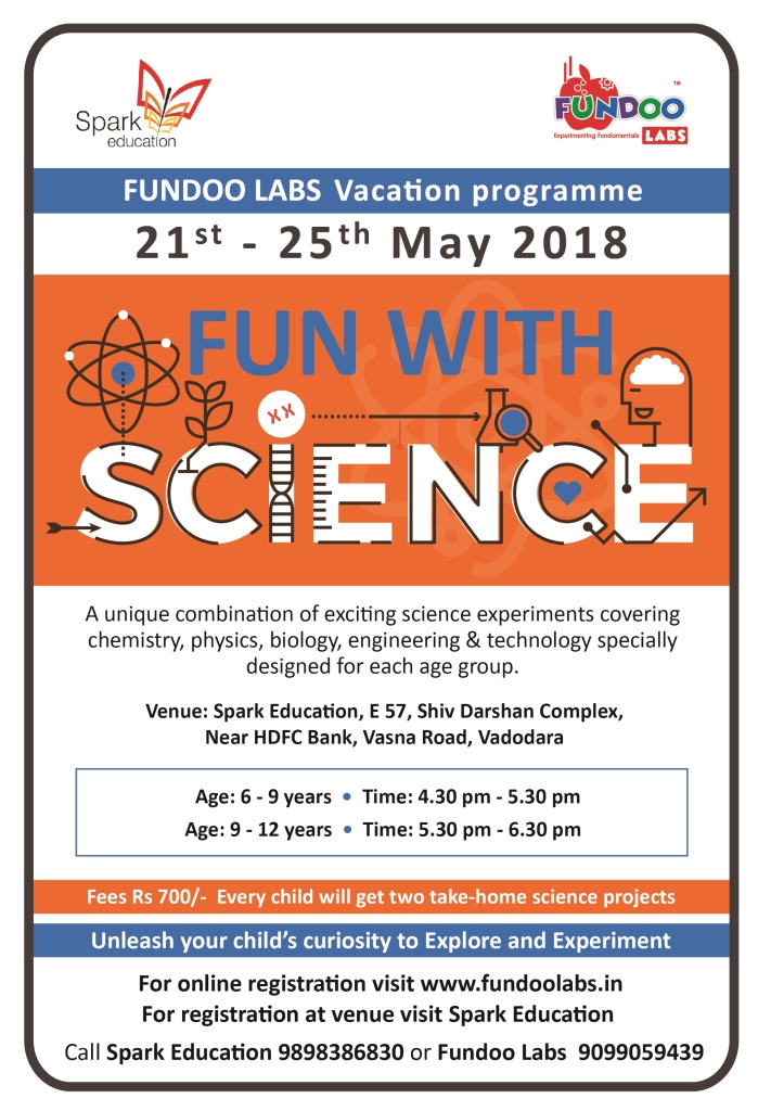 Fun With Science-May