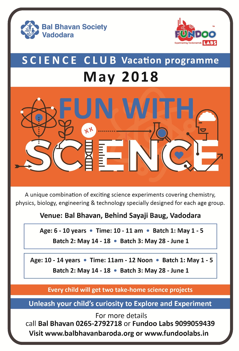 Science Club-fun With Science