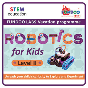 Robotics For Kids Level 2 (@Balbhavan, Karelibaug) May 2018