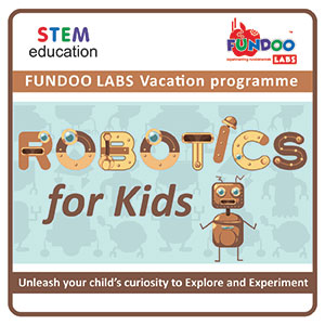 Robotics For Kids (@Balbhavan, Karelibaug) April 2018