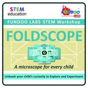 Foldscope Workshop (@Bal Bhavan)  September 2018