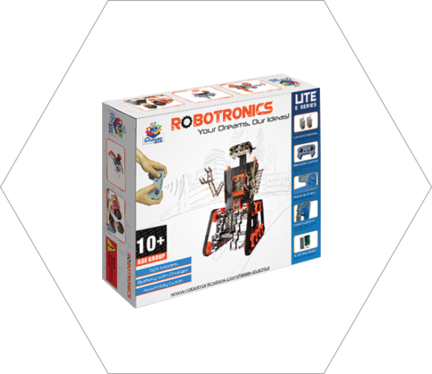 Robotronics-Lite E-Series || Avishkaar