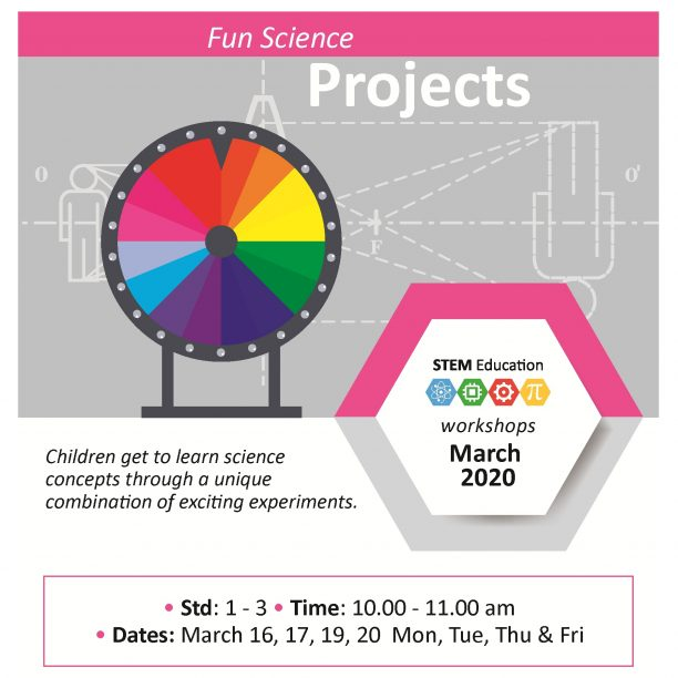 Fun Science Projects Online – STD 1 To 3