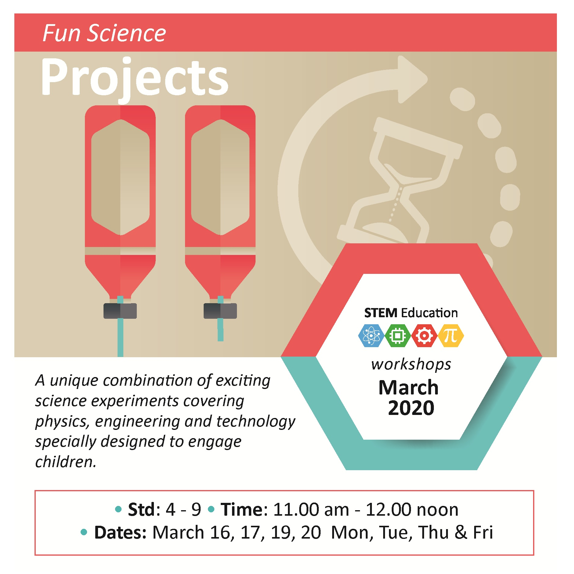 Fun Science Projects Online – STD 4 To 10